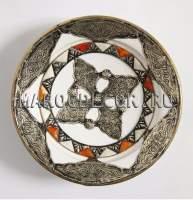 Марокканская тарелка арт.AS-16