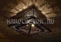 Марокканская люстра арт. Diamant
