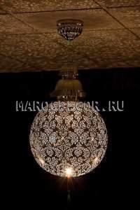 Марокканский светильник арт. BOULE-6