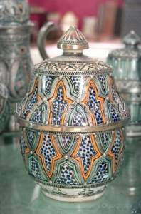 Ваза в марокканском стиле арт. VR-16