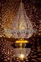 Марокканский светильник подвесной