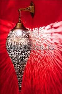 Марокканский настенный светильник арт.-03