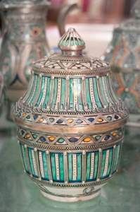 Ваза в марокканском стиле арт. VR-17