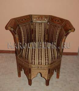 Восточное кресло арт.MAR-29