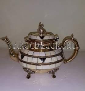 Марокканский чайник арт.TR-12