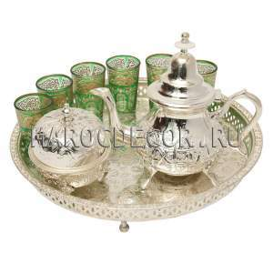 Марокканский чайный набор арт.TR-06