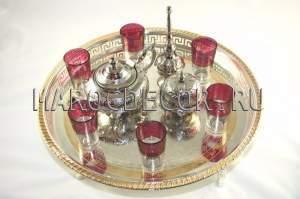 Марокканский чайный набор арт.TR-08