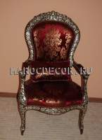 Восточное кресло арт.MAR-28