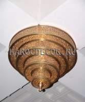 Марокканская потолочная люстра арт. Lamp-014