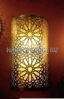 Купить светильник в хамам фото Марокдекор