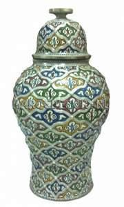 Ваза в марокканском стиле арт. VR-15