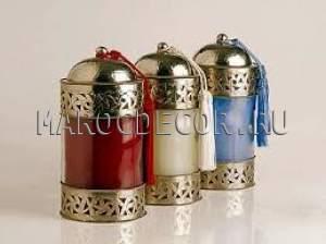 Марокканская свеча арт.BG-14