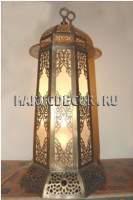 Марокканский фонарь арт.Lamp-60 настольный