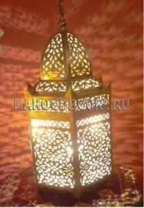 Марокканская лампа арт.Lamp-49