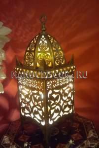 Марокканская лампа арт.Lamp-50