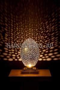 Марокканская лампа арт.Lamp-43