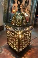 Марокканская настольная  лампа арт.Lamp-51