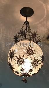 Восточный подвесной светильник арт.HCF-025, в наличии