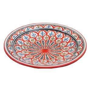 Марокканская тарелка арт.AS-28