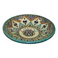 Марокканская тарелка арт.AS-21