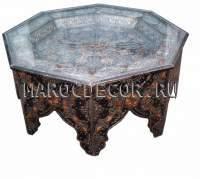 Марокканский большой стол картинка МАРОКДЕКОР
