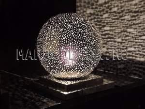 Марокканская лампа арт.Lamp-46