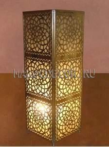 Восточная лампа арт.Lamp-36,арабский стиль,торшер