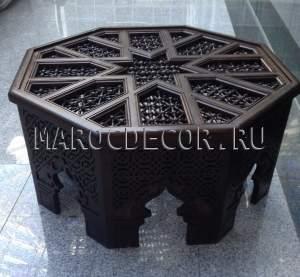 Восточный стол из Марокко арт.Tb-70