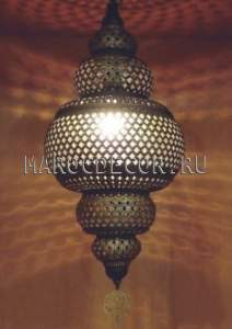Восточный ажурный светильник в османском стиле арт.HY-0101