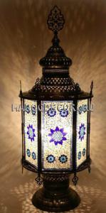 Восточная настольная лампа арт.FM-095D
