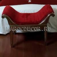 Дизайнерская банкетка из Марокко арт.ТМ-111