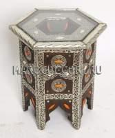 Восточный столик арт.TВ-19, марокдекор