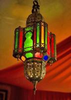 Марокканский фонарь арт.Lant-28