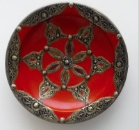 Марокканская тарелка арт.AS-31