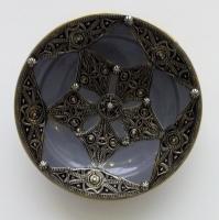 Марокканская тарелка арт.AS-34