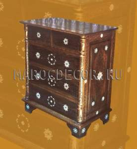 Марокканский комод арт.BR-128