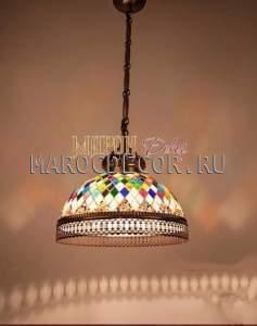 Светильник мозаичный турецкий арт.HM-22-DCO