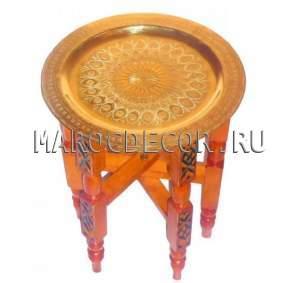 Марокканский восточный столик артTB-73