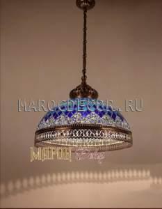 Светильник мозаичный подвесной арт.HM-30-DB NEW