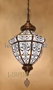 Восточный подвесной светильник арт. НO-601В