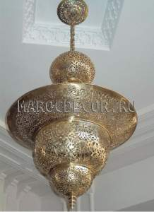Марокканская люстра арт.Lant-12