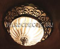 Восточный светильник потолочный арт.H-201/50