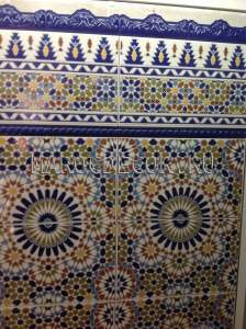 Марокканская плитка арт.Z-6