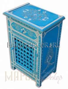 Марокканская тумбочка арт.BR-120