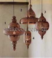 Марокканская люстра арт.Lant-45