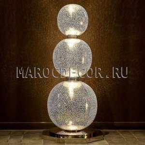 Марокканская лампа арт. DECO-3, магазин элитных восточных светильников МАРОКДекор