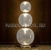 Марокканская настольная лампа арт. DECO-3