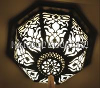 Восточный светильник потолочный арт.H-141G