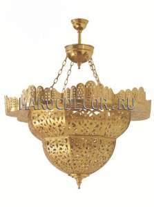 Марокканская люстра арт.Lant-22
