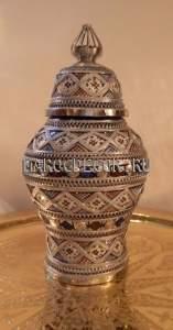 Марокканская ваза арт.VR-21